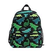 Cute Kid's Toddler Backpack Dinosaur Schoolbag for Boys Girls,Kindergarten Children Bag Preschool Nursery Travel Bag…