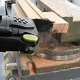 LICHAMP 20 Metal Wood Plastic Oscillating Multitool