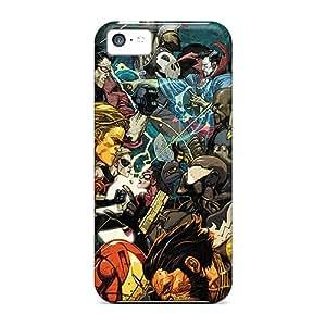 Cute Tpu EDD Avengers I4 Case Cover For Iphone 5c