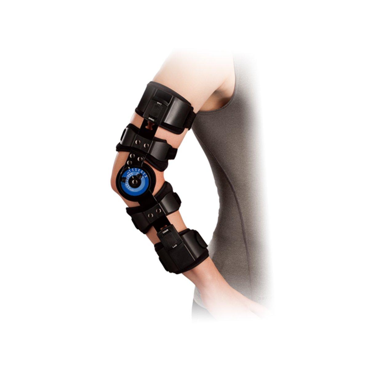 Orthomen ROM Elbow Brace - Size: Universal (Left)