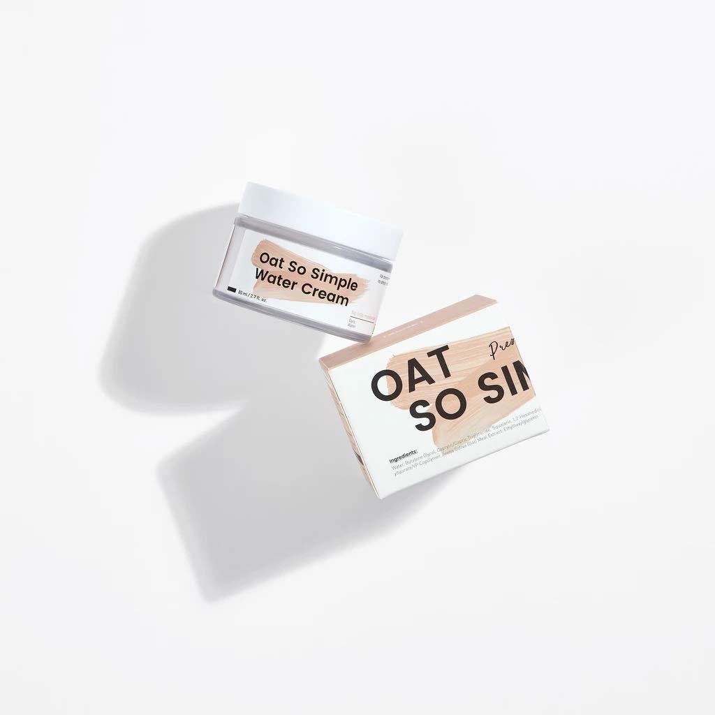 Krave Beauty Oat So Simple Water Cream 2.7fl.oz K-beauty