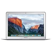 "Apple Laptop MacBook Air MMGG2LL/A Intel Core i5 5th Gen 1.60 GHz 8 GB LPDDR3 Memory 256 GB PCIe-Based Flash Storage Intel HD Graphics 6000 13.3"" Mac OS X El Capitan"