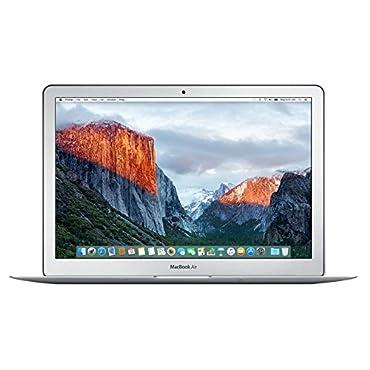 Apple MacBook Air MMGG2LL/A 13.3 Laptop (Intel Core i5, 8GB RAM, 256GB SSD), 2015 Model