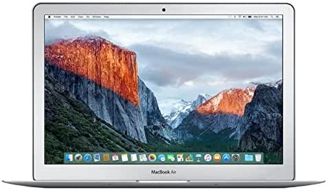 Apple MacBook Air MMGG2LL/A 13.3-Inch Laptop (Intel Core i5, 8GB RAM, 256GB, Mac OS X), Newest Version