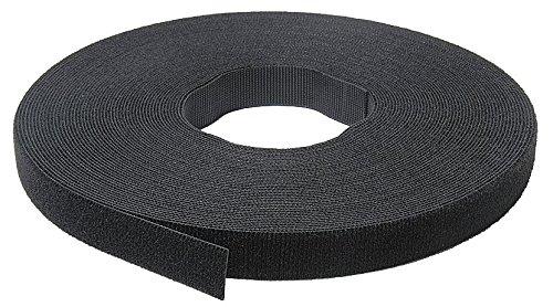 VELCRO Brand ONE-WRAP - 25 Yard Roll 1 1/2 '' Wide, Black by VELCRO