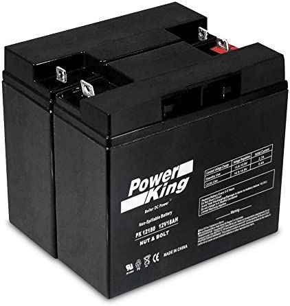 This is an AJC Brand Replacement APC Smart-UPS SC 1500VA 12V-2U SC1500 12V 5Ah UPS Battery