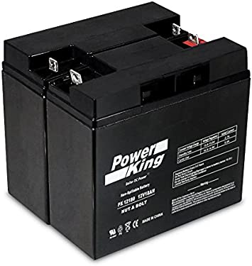 This is an AJC Brand Replacement APC Smart-UPS SU3000X177 12V 18Ah UPS Battery