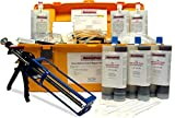 PRO Foundation Crack Injection Toolkit (30 ft) – The Professional Concrete Crack Repair Kit