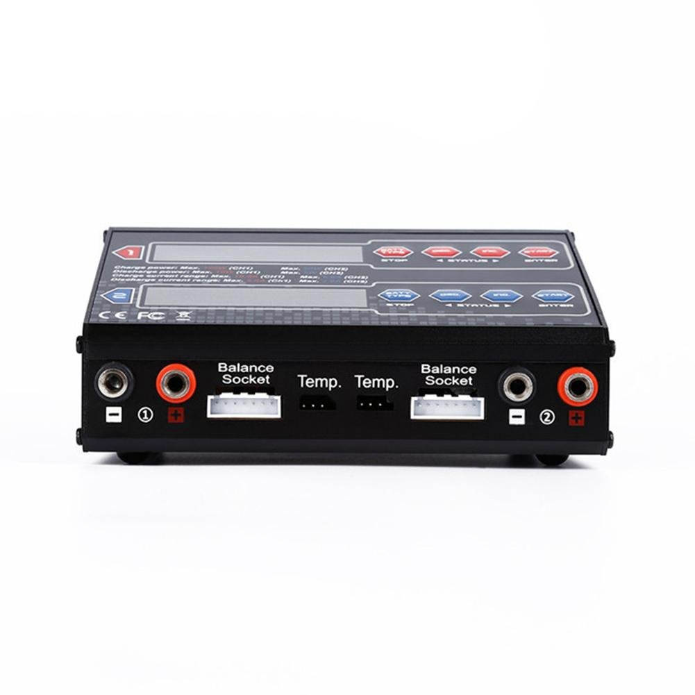Model Charger Ultra Power UP100AC Duo 100W LiIo/LiPo Battery Balance Charger/Discharger by Fancystar