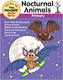 The Best of The Mailbox Themes - Nocturnal Animals Grs. 1-3