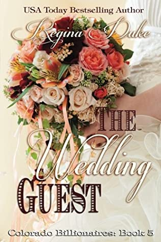 book cover of The Wedding Guest