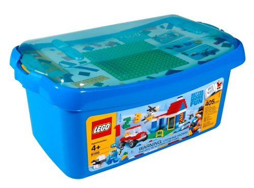 Old Container (LEGO Ultimate Building Set - 405 Pieces (6166) (Discontinued by manufacturer))