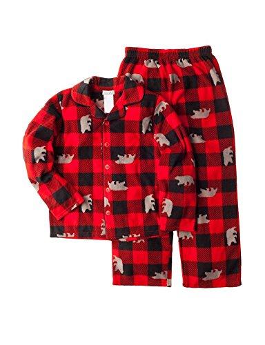 New 2 Piece Boys Pajamas - 9