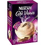 Café soluble Nescafé® - Cappuccino Vienes - 8 sobres