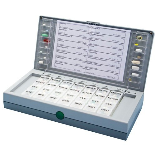 Image of MedFolio Wireless Pillbox (WP1050)