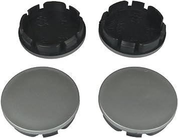 Wamster 4 X Außen 60 0mm Innen 55 5mm Nabenkappen Felgendeckel Radnabendeckel Auto