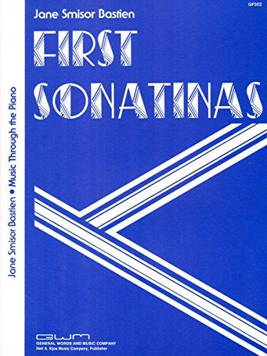 GP302 - First Sonatinas (First Sonatina Book)
