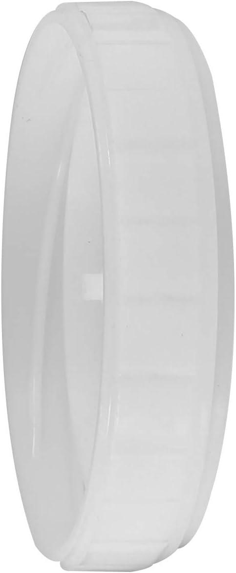 Cimoto 1 Unids 600ML Alta Dureza Pl/áStico Coche Pintura en Aerosol Pistola Taza Olla Conector Roscado de Movimiento R/áPido para SATa Jet