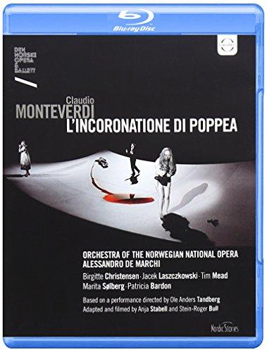 Alessandro de Marchi - Coronation of Poppea (Blu-ray)