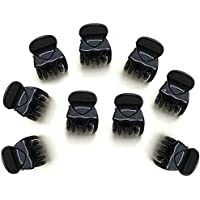 Mini Black Hair Claw Clamp Clip Hairpins Women Hair Accessories 12pcs/set