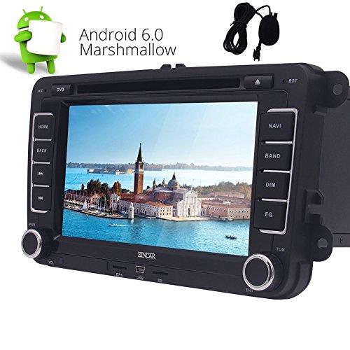 Eincar 7 Inch Android 6.0 Car Stereo Double Din Autoradio He