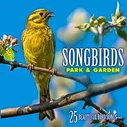 Songbirds: Park & Garden - Over 25 Beautiful Bird Songs &