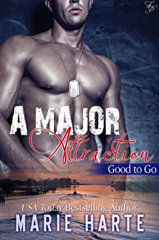 A Major Attraction (Good to Go Book 1) by [Harte, Marie]