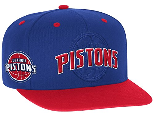 Detroit Pistons Adidas 2016 NBA Draft Day Authentic Snap Back Hat