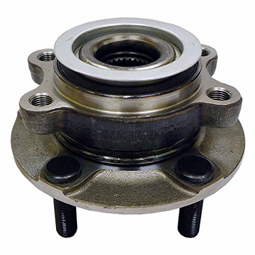 513298 x 1 Hub Assembly Brand New Front Left Or Right Side ( 5 Lug ) Fit 08 - 13 NISSAN ROGUE, 07 - 12 SENTRA, 14 - 15 ROGUE SELECT, 09 - 12 RENAULT KOLEOS