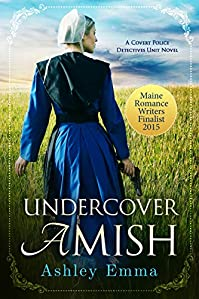 Undercover Amish by Ashley Emma ebook deal