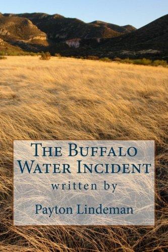 wild water buffalo - 1
