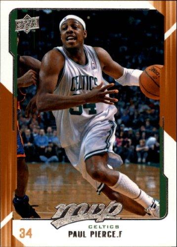 2008 Upper Deck MVP Basketball Card (2008-09) #11 Paul Pierce