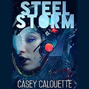 Steel Storm Audiobook