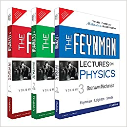 Feynman Lectures On Physics Book