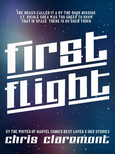 FirstFlight (The High Frontier Trilogy Book 1)