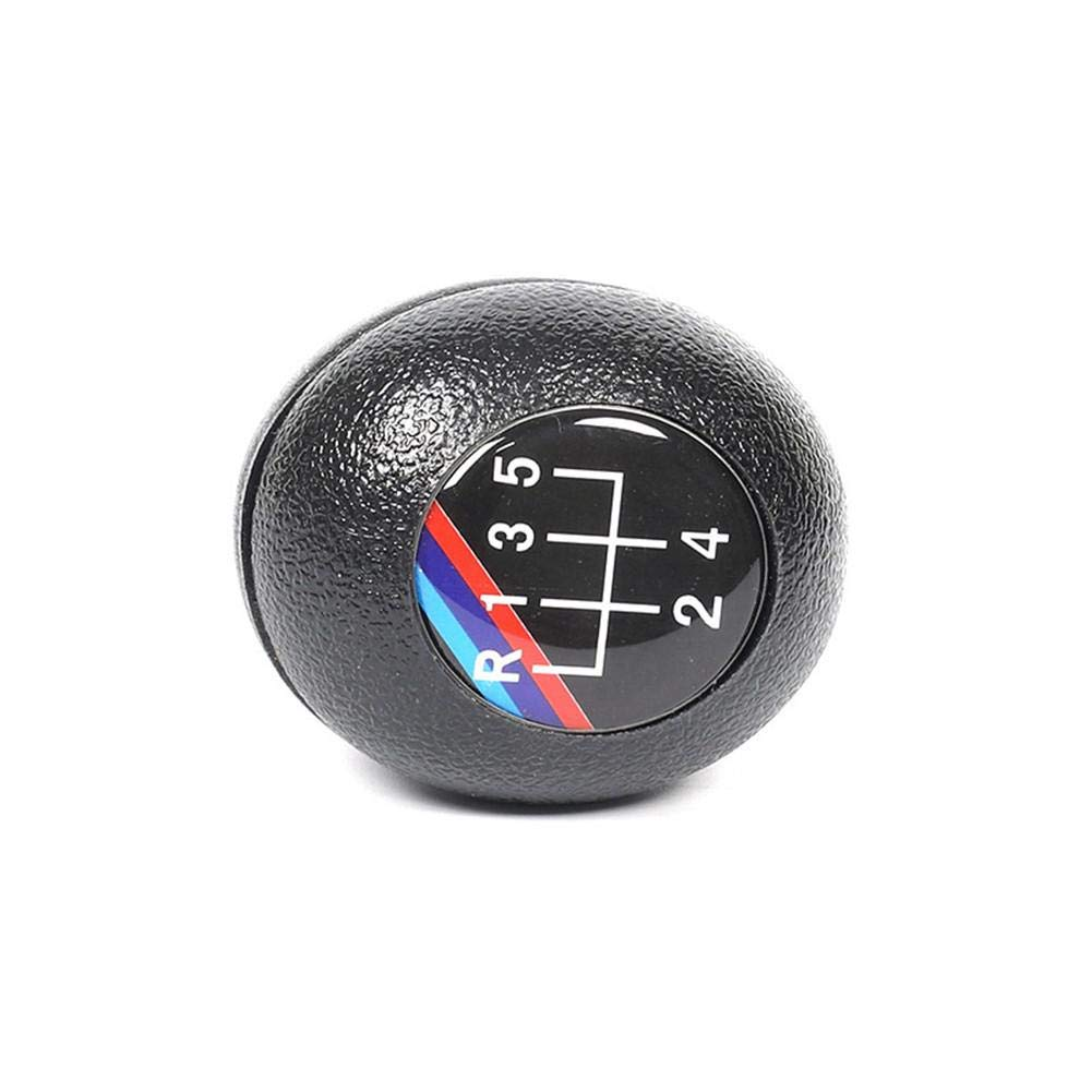Youngsown 5 velocit/à MT Car Pomelli del Cambio Testa del Pomello del Cambio Automatico per BMW E34 E39 M5 M3 M6 E36 E46 E21 E30 E36 E46 E28