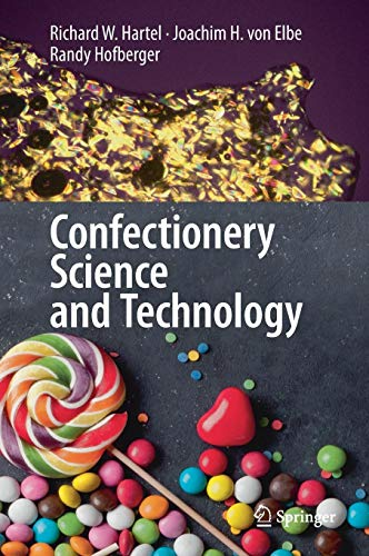 (Confectionery Science and Technology)