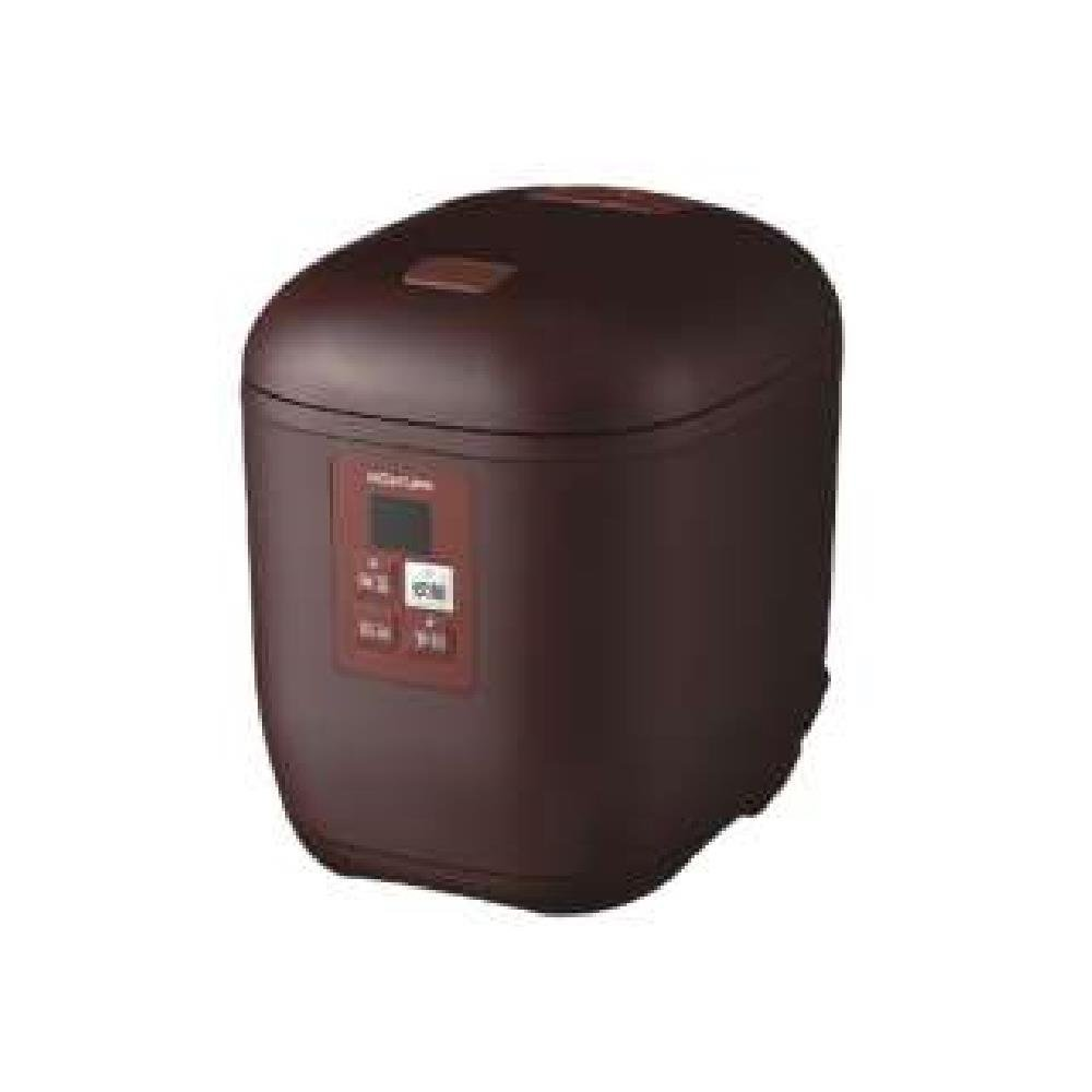 """KOIZUMI Microcomputer Rice Cooker """"Rice Cooker Mini"""" KSC-1512/T (Brown)【Japan Domestic genuine products】【Ships from JAPAN】"""