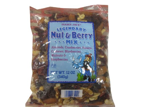 Trader Joes Legendary Nut Berry