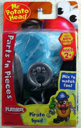 Mr. Potato Head: Pirate Spud Parts n' Pieces Mr Potato Head Pirate