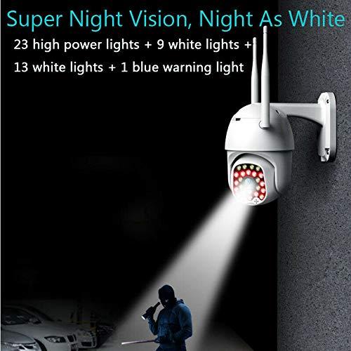 Amazon.com : 1080P HD IP CCTV Camera Waterproof Outdoor WiFi ...