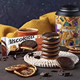 Biscolata Pia Chocolate and Fruit filling Cookies