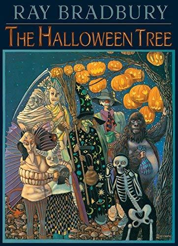 The Halloween Tree by Ray Bradbury (1972-11-05) -