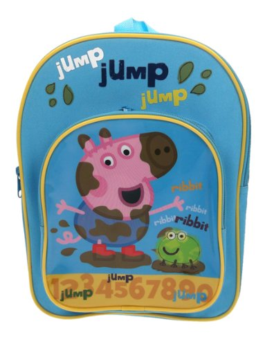 Peppa Pig George Arch Backpack . PEPPA001238