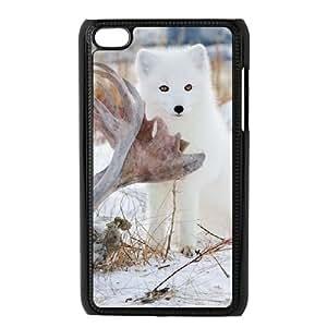Unique Case for Ipod Touch 4 - The Arctic Fox ( WKK-R-530181 )