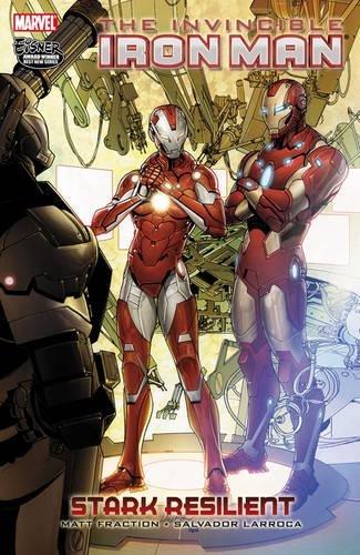 Invincible Iron Man, Vol. 6: Stark Resilient, Book 2 ebook