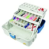 Plano ready-set-fish caja de 3 bandejas