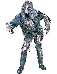 Men's Complete 3D Zombie Costume