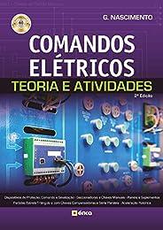 COMANDOS ELÉTRICOS  TEORIA E ATIVIDADES