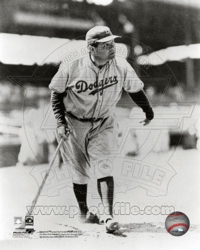 Babe Ruth Brooklyn Dodgers MLB Action Photo 8x10